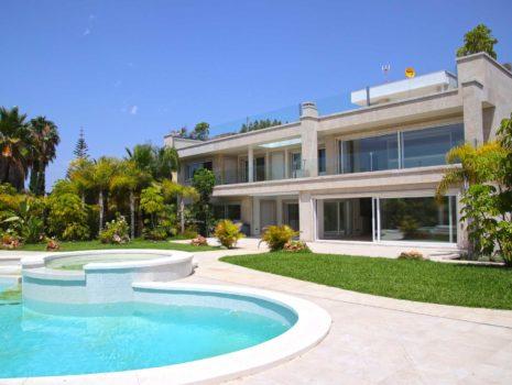 Fotografias de villa en Bahia de Marbella