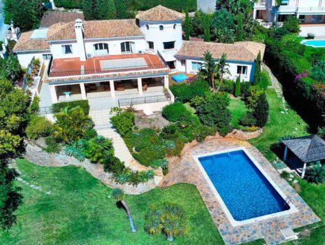 Fotos de  villa en Sierra blanca, Marbella